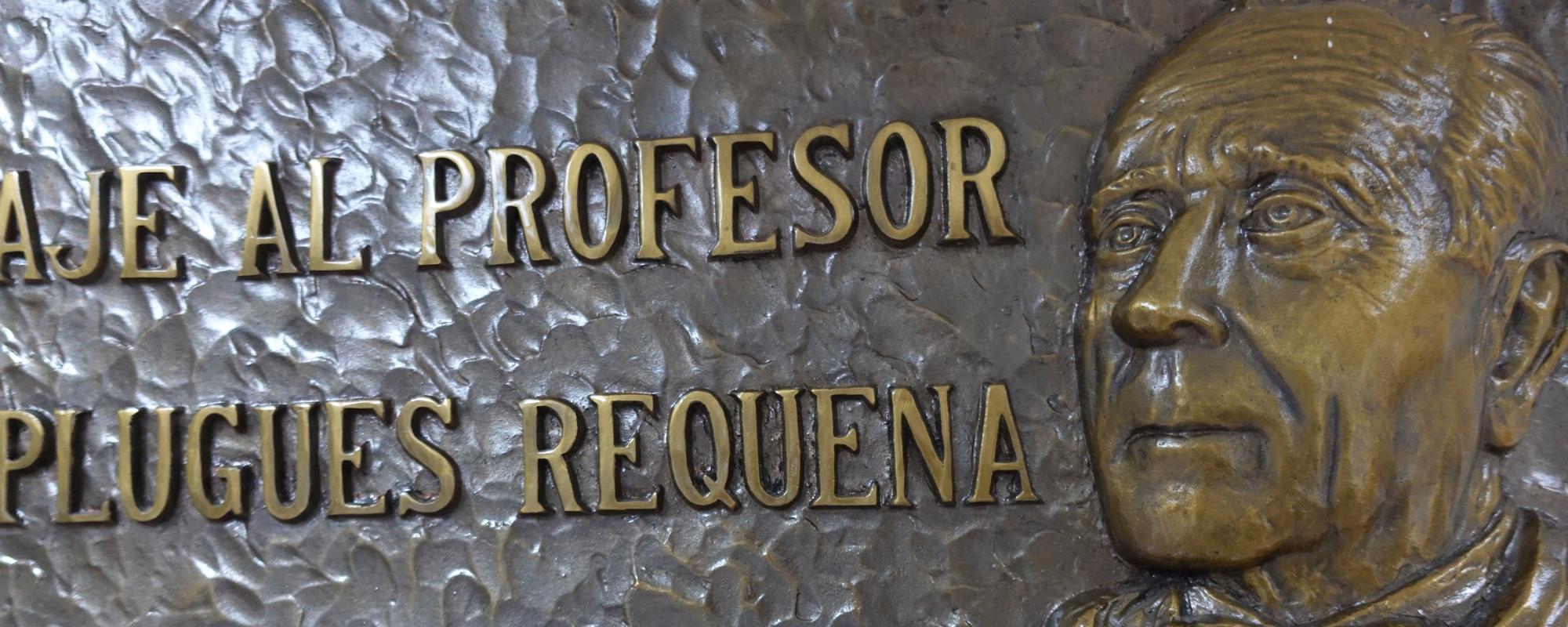 Homenaje - Fundación Juan Esplugues