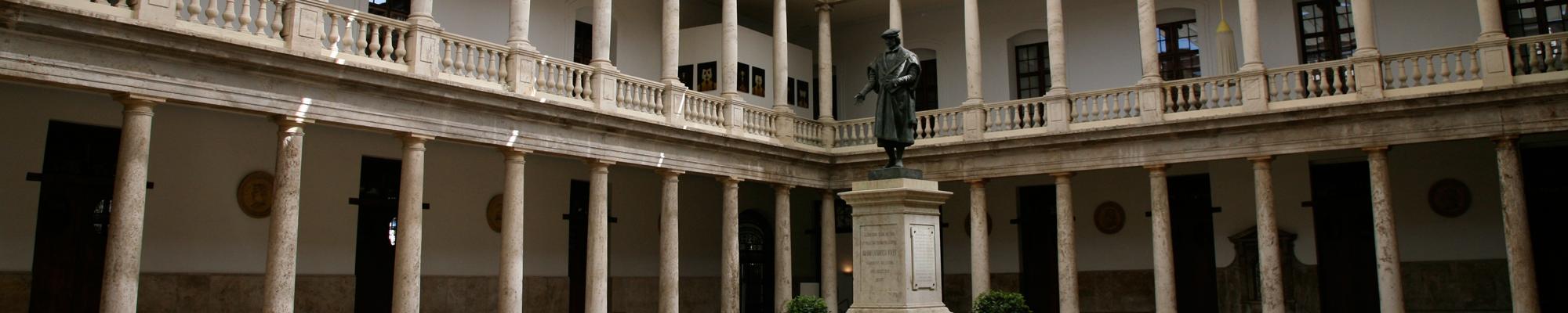 Claustro Universitat de València - Fundación Juan Esplugues