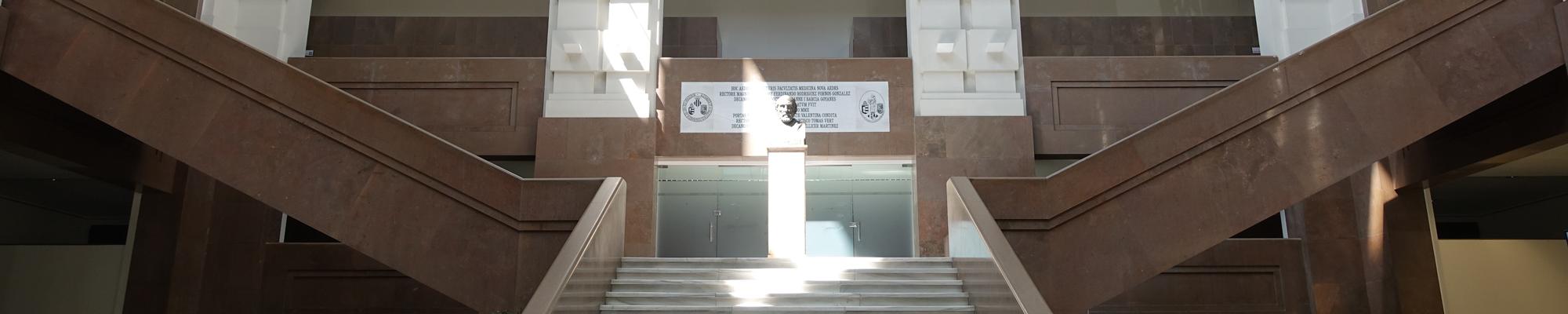 Vestíbulo - Fundación Juan Esplugues